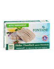 Fontaine, Heller Thunfisch, naturell, 120g Dose