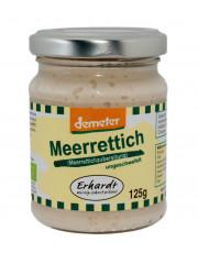Erhardt, Meerrettich, demeter, 125g Glas