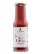 Sanchon, Grillsauce Barbecue, 220ml Flasche