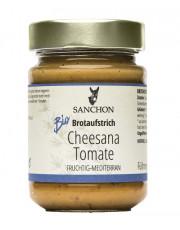 Sanchon, Cheesana Tomate, 170g Glas