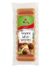 Topas, Wheaty Vegane Winzi-Weenies, 200g Packung