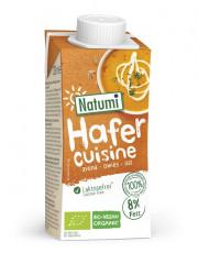 Natumi, Hafer Cuisine, 8% Fett, 200ml Packung