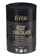 Vivani, Bio Genuss, Hot Chocolate, pur, 280g Dose