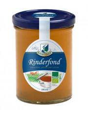 Kiebitzhof, Rinderfond, 380g Glas
