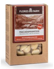 Flores Farm, Macadamianüsse, 75g Packung