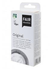Fair Squared Original, Kondom, 10 Stück