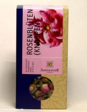 Sonnentor, Rosenblüten Knospen, 30g Packung