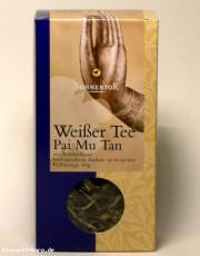 Sonnentor, Weisser Tee - Pai Mu Tan, 40g Packung