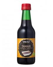 Yaksoo, Sojasauce Tamari, 250ml Flasche