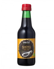 Yaksoo, Sojasauce Shoyu, 250ml Flasche