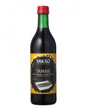 Yaksoo, Sojasauce Tamari, 500ml Flasche
