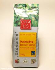 Cha Dô, Darjeeling Broken Blend `Ökonomie`, 250g Packung
