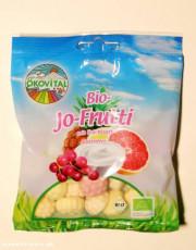 Ökovital, Bio-Jo-Frutti, mit bio Gelatine, glutenfrei, 80g Packung