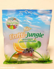 Ökovital, Bio Frutti Jungle, 100g