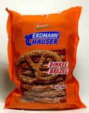 ErdmannHauser, Dinkel - Brezel mit Sesam, 125g Packung