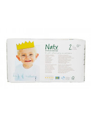 Naty, , Windeln Gr. 2, 3-6kg, 34 Stück Packung
