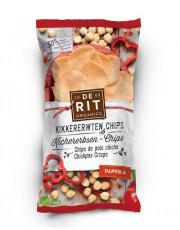 De Rit, Kichererbsen-Chips mit Paprika, 75g Packung