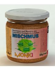 Monki, Mischmus, 330g Glas