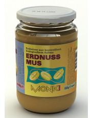 Monki, Erdnussmus (geröstet u. gesalzen), 650g Glas