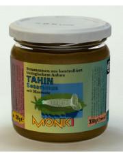 Monki, Tahin mit Salz, 330g Glas