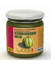 Monki, Kürbiskernmus, 330g Glas