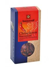 Sonnentor, Chilischoten feuerscharf, 25 g Packung