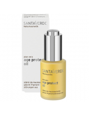 Santaverde, Age Protect Oil, 30ml Flasche