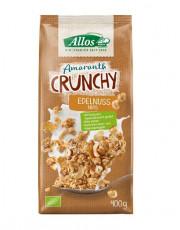 Allos, Amaranth Crunchy Edelnuss, 400g Packung
