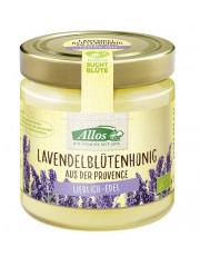 Allos, Lavendelblütenhonig aus der Provence, 500g Glas