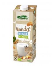 Allos, Mandel Drink naturell, 1l Tetra Pack
