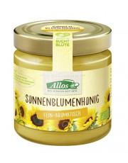 Allos, Sonnenblumenhonig, 500g Glas