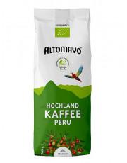 Altomayo, Hochland Kaffee Peru, gemahlen, 500g Packung