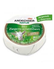 Andechser Natur, Ziegencamembert, mind. 50% Fett, 100g Stück