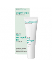 Santaverde, Pure Anti-Spot Gel ohne Duft, 10ml Tube