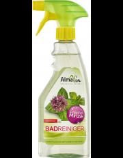 AlmaWin, Badreiniger mit Sprayer, 0,5L Flasche