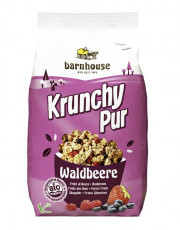 Barnhouse, Krunchy Pur Waldbeere, 375g Packung