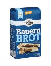 Bauckhof, Bauernbrot, Vollkorn, demeter, 500g Packung