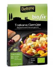 Beltane, biofix, Toskana Gemüse, 2 Portionen, 18,9g Packung