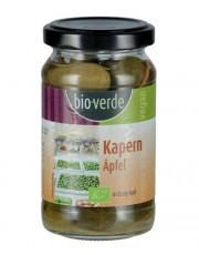 bio-verde, Kapern-Äpfel, in Essig-Sud, 180g Glas