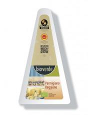 bio-verde, Parmigiano Reggiano Originale D.O.P., mind. 32% Fett i.Tr., 125g Stück