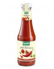 Byodo, Hot Ketchup, 500ml Flasche