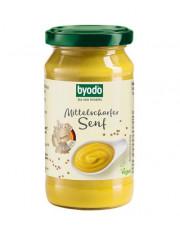 Byodo, Mittelscharfer Senf, 200ml, Glas