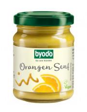 Byodo, Orangen Senf, 125ml Glas