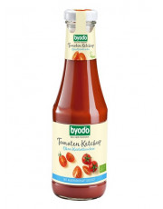 Byodo, Tomaten Ketchup, ohne Kristallzucker, 500ml Flasche