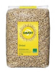 Davert, Dinkel, 1kg Packung #