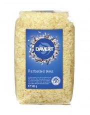 Davert, Parboiled Reis, 500g Packung