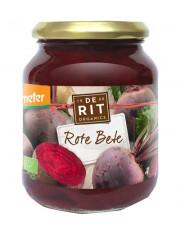 De Rit, Rote Bete, geschnitten, demeter, 340g Glas