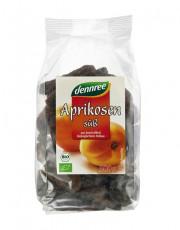 dennree, Aprikosen ganz, süß, entsteint, 500g Packung