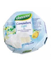 dennree, Camembert Light, 13% Fett absolut, 125g Stück