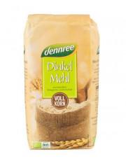 dennree, Dinkelvollkornmehl, 1kg Packung